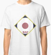RAF Shipping Placard Classic T-Shirt