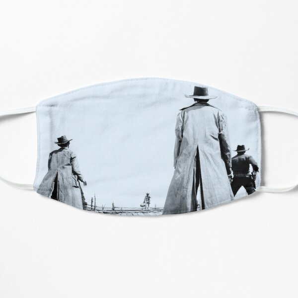 Once Upon a Time in the West - Vertical Mask