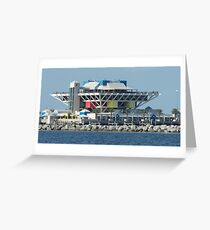 Beauty on the Sea Greeting Card