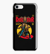 Doctor Comic iPhone Case/Skin