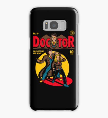 Doctor Comic Samsung Galaxy Case/Skin