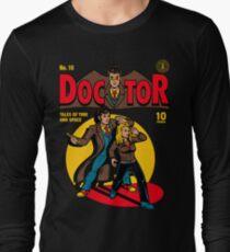 Doctor Comic Long Sleeve T-Shirt