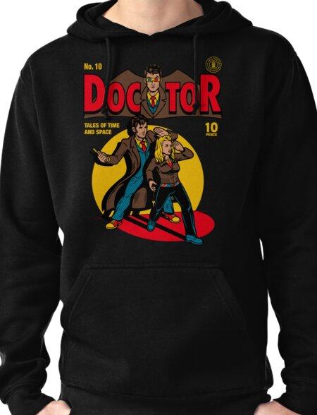 Doctor Comic T-Shirt