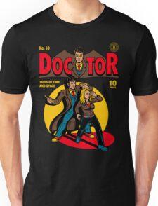 Doctor Comic Unisex T-Shirt