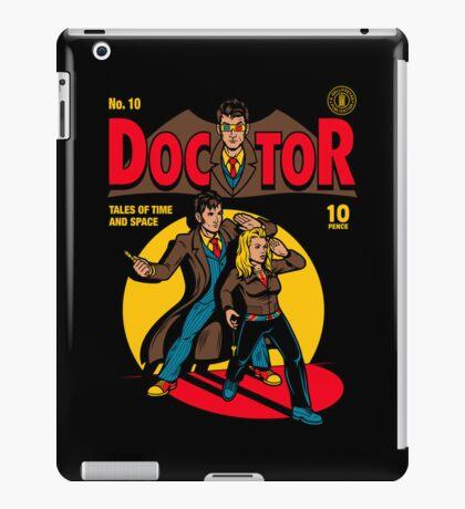 Doctor Comic iPad Case/Skin