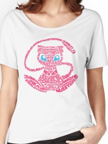 Mew Women's Relaxed Fit T-Shirt
