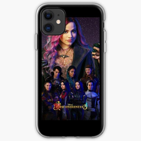 Descendants 3  iPhone Soft Case