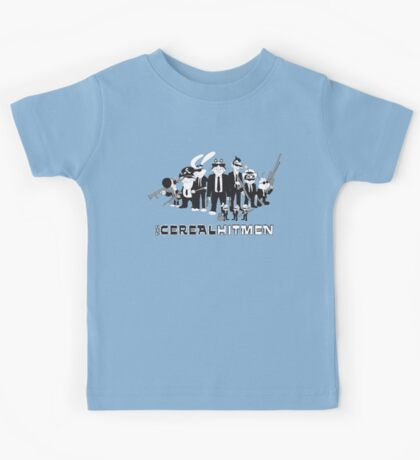 The Cereal Hitmen Kids Clothes