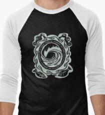 Flood Tide Men's Baseball ¾ T-Shirt