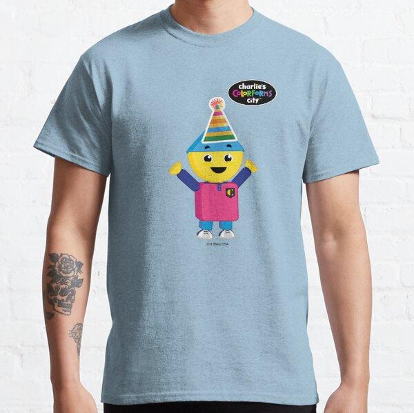 Charlie's Colorforms City - Party Classic T-Shirt
