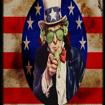 Uncle Sam Needs you to play Ameritrash by MTSasnak
