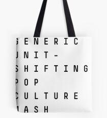 TEMPLATE: T-SHIRT GRAPHICS Tote Bag