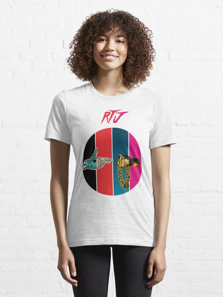 Alternate view of Run The Jewels Essential T-Shirt
