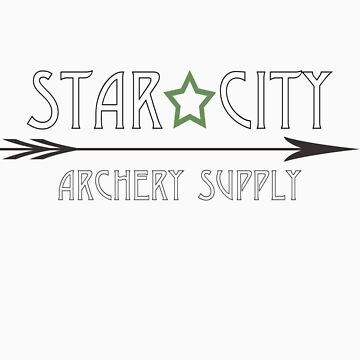 StarCity Archery Supply by ShadoCanary