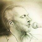my B-day Colin portrait :) by karina73020
