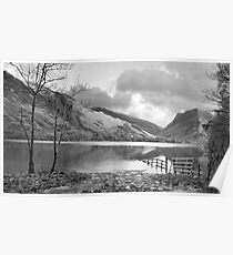 Lake Buttermere,Lake District Poster