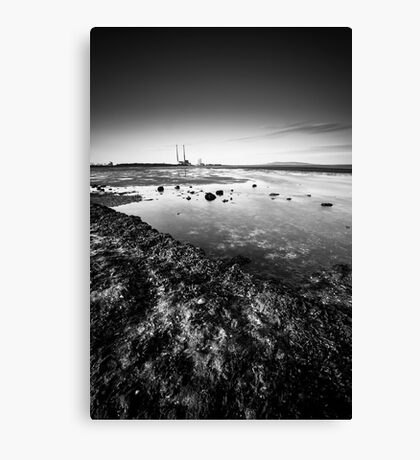 Sydney Parade Beach Canvas Print