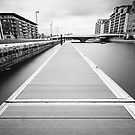 George's Dock, Dublin Docklands by Alessio Michelini
