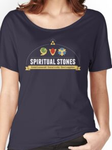 Spiritual Stones Women's Relaxed Fit T-Shirt