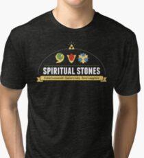 Spiritual Stones Tri-blend T-Shirt