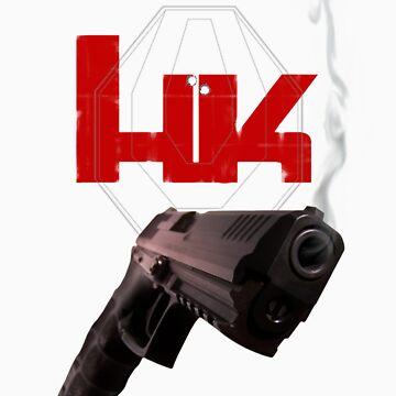 H&K P30L IPSC by wjburtt