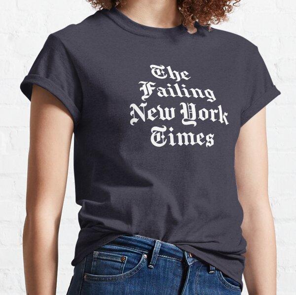 The Failing New York Times Classic T-Shirt
