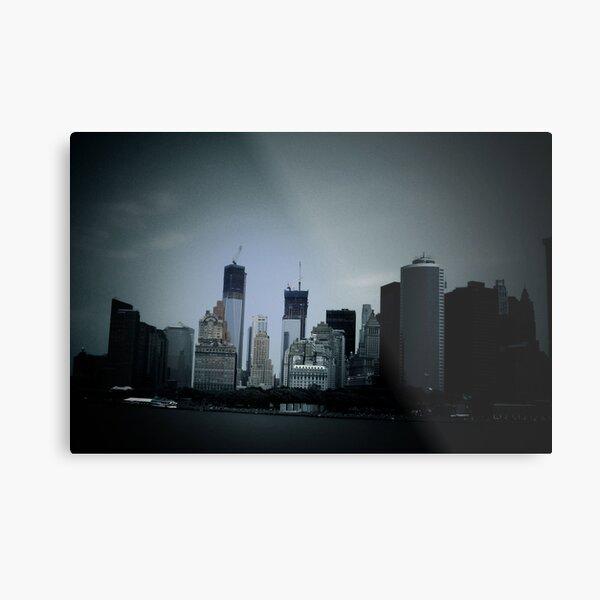 NY in 20 pics: #7 Metal Print