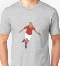 Arjen Robben Minimalist Design Champions League Winner Unisex T-Shirt