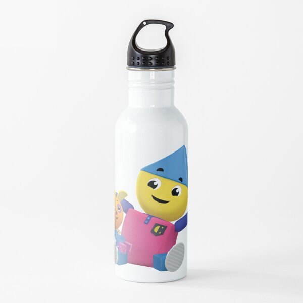 Charlie's Colorforms City - Charlie and Klunk Water Bottle