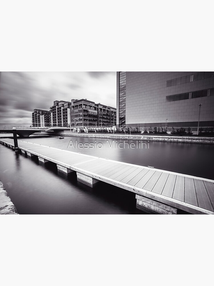 George's Dock, Dublin Docklands by darkmavis