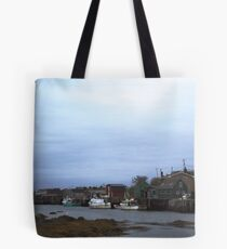 Harbour Front Tote Bag