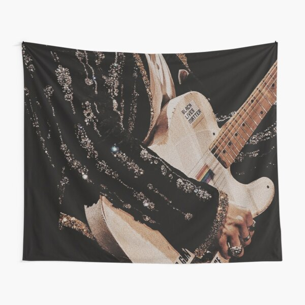 playing my guitar harry Tapestry