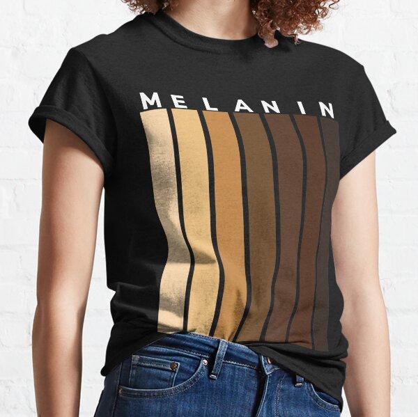 Melanin Shades Black Pride Classic T-Shirt