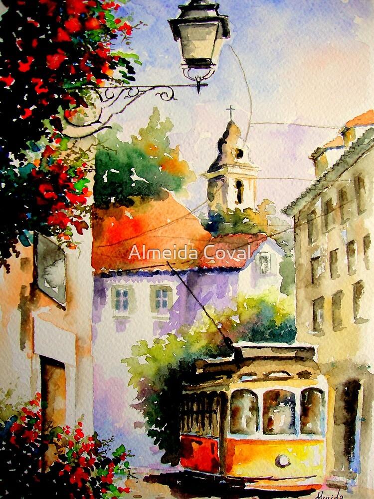 travel in lisbon.. by almeidacoval