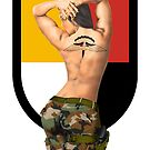 3rd Special Forces Group by MilitaryPinups