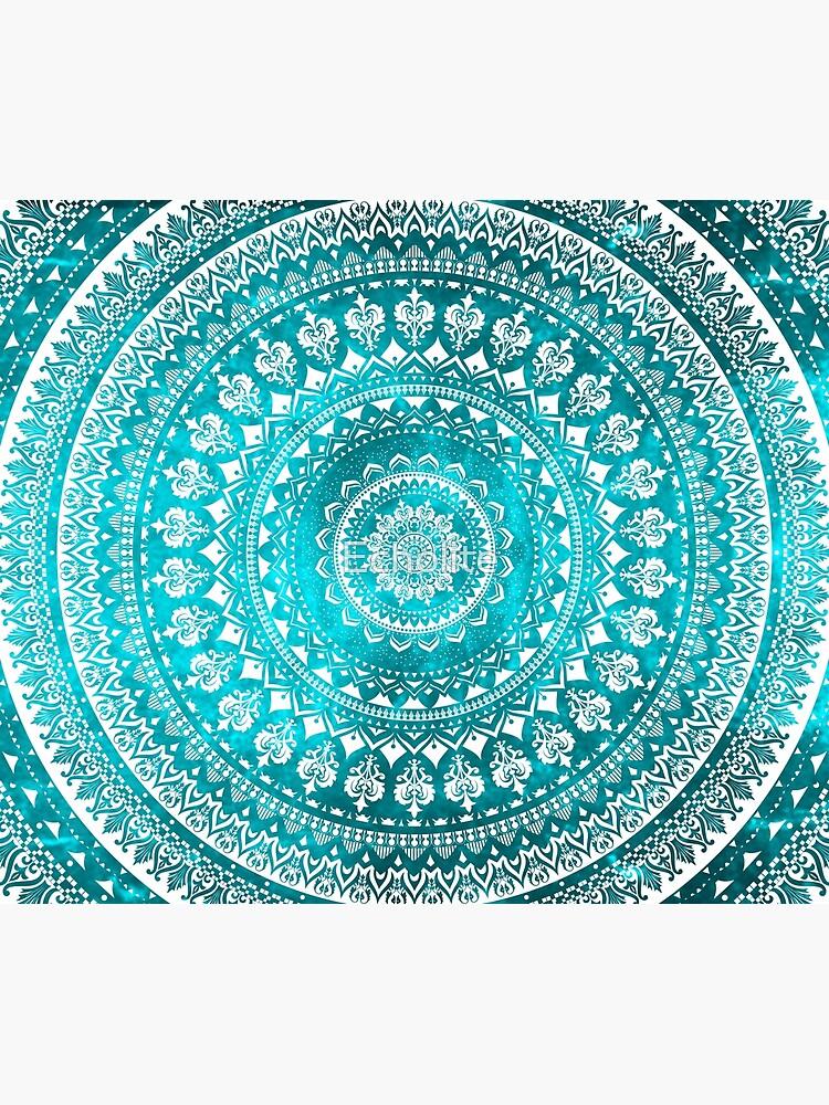 Mandala Turquoise by Echolite
