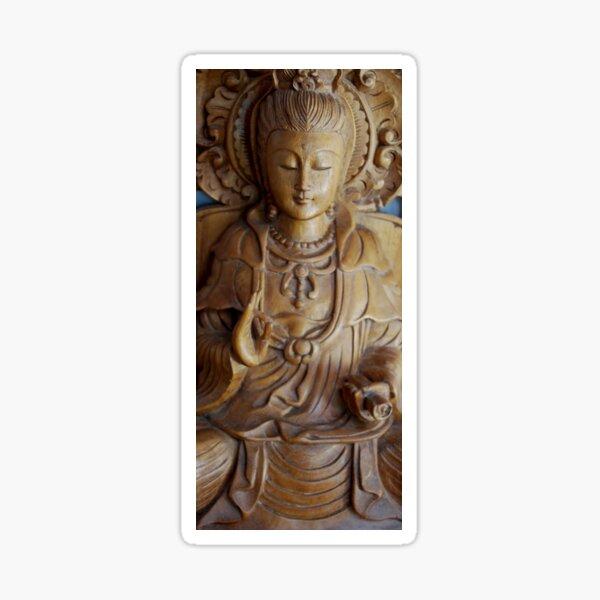 Quan Yin Compassion Sticker