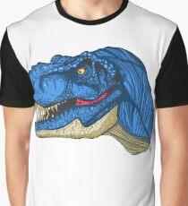 Feeling Blue T-Rex Graphic T-Shirt