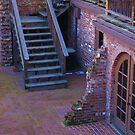 Bricks down below by the57man