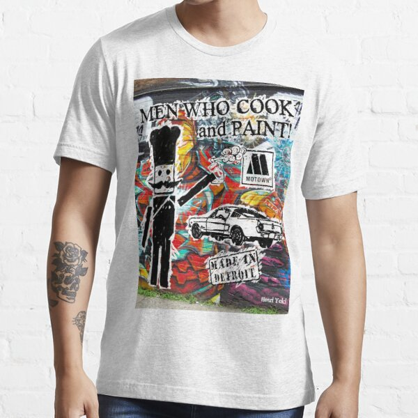 Men Who Cook Essential T-Shirt