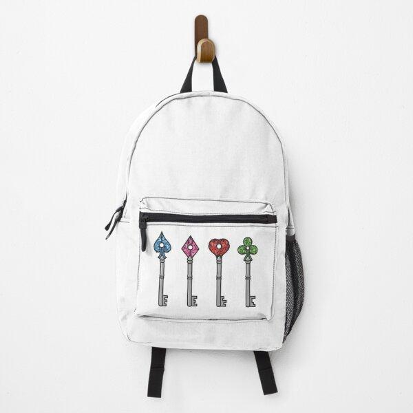 Resident Evil RPD Keys Pocket Backpack