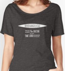 Whovangelical Women's Relaxed Fit T-Shirt