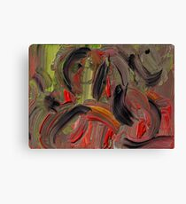 Images full of sarcasm Canvas Print