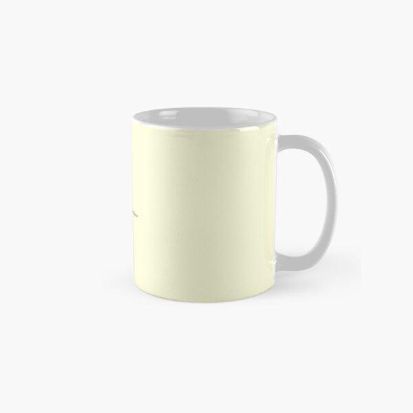 Je suis chique, monsieur Classic Mug