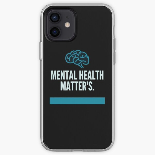 MENTAL HEALTH MATTERS  iPhone Soft Case