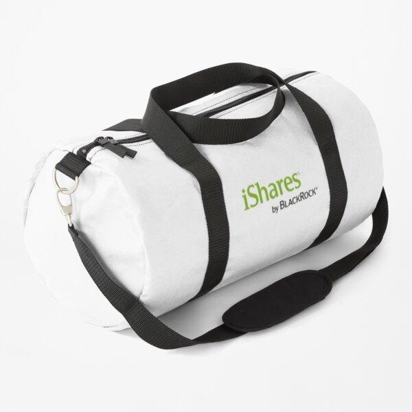 iShare by BlackRock logo Duffle Bag