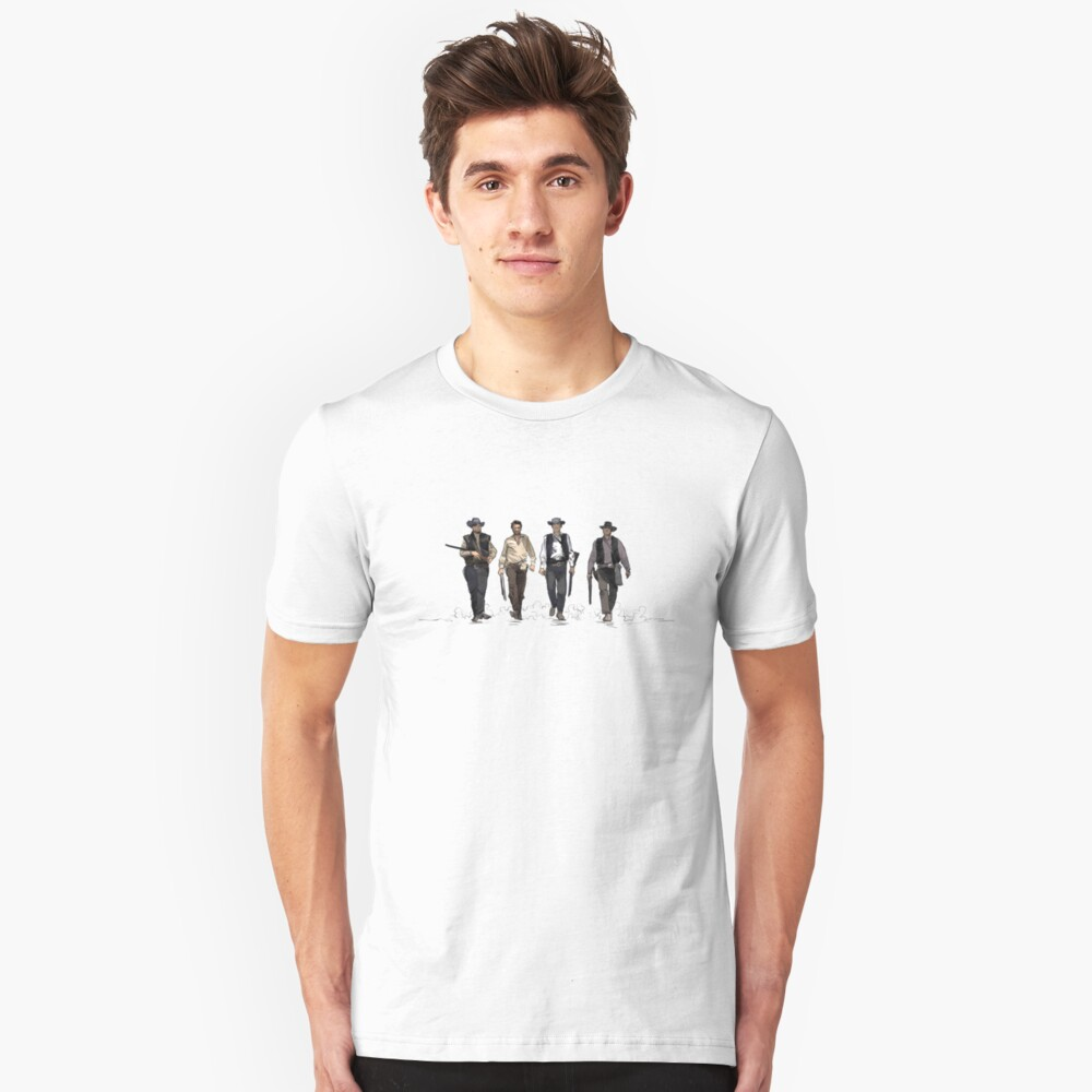 The Wild Bunch Slim Fit T-Shirt