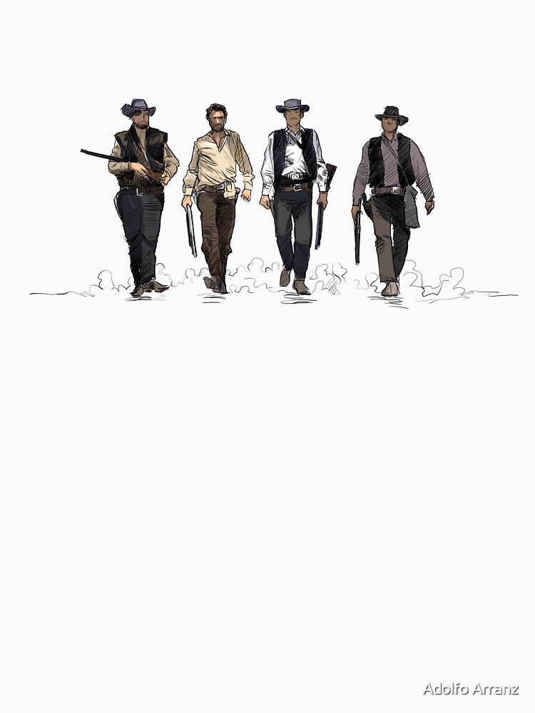 The Wild Bunch by adolfux
