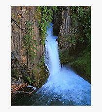 Toketee Falls, Oregon Photographic Print