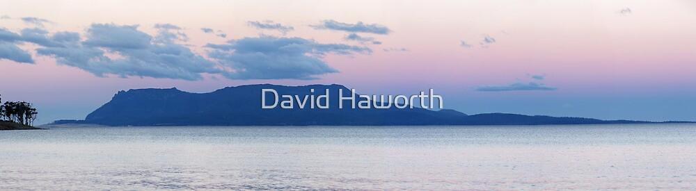 Maria island by David Haworth